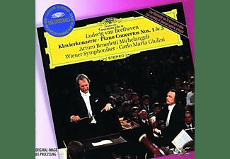 Carlo Maria Giulini, Benedetti Michelangeli,Arturo/Giulini,C.M./WSY - Klavierkonzerte 1, 3  - (CD)