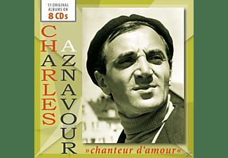 Charles Aznavour - Charles Aznavour-Chanteur D'amour  - (CD)