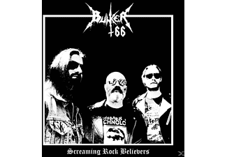 Bunker 66 - Screaming Rock Believers (Ltd.Coloured Vinyl) - (Vinyl)