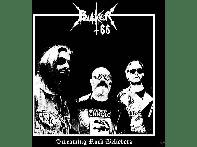 Bunker 66 - Screaming Rock Believers (Ltd.Coloured Vinyl) [Vinyl]