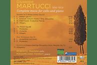 Trainini,Roberto/Ferrati,Massimiliano - Complete Music For Cello And Piano [CD]