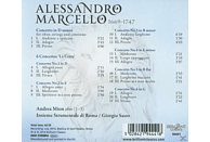 Mion/Insieme Strumentale di Roma/Sasso - 6 Concertos 'la Cetra'/Concerto D-Minor For Oboe [CD]