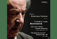 Paul Badura-skoda - Sonaten 30-32/Hammerklaviersonate [CD]