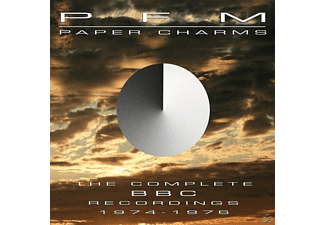 Pfm - Paper Charms-Complete BBC Recordings 1974-1976  - (CD)