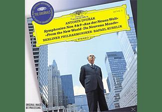 VARIOUS, Rafael & Bp Kubelik - SINFONIEN 8,9  - (CD)