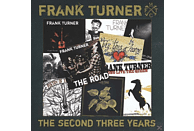 Frank Turner - Second Three Years [CD]