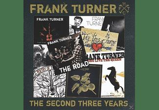 Frank Turner - Second Three Years  - (CD)
