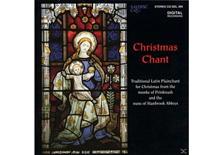 MONKS OF PRINKNASH ABBEY / NUNS OF - Christmas Chant - (CD)