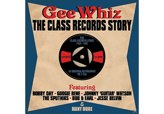 VARIOUS - Ghee Wiz-Class Records  - (CD)