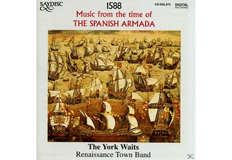 York Waits - Music from the Time of the Spanis - (CD)