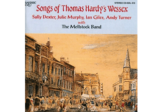 The Mellstock Band - Songs of Thomas Hardy's Wessex - (CD)