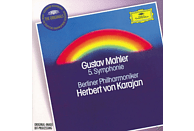 Herbert von Karajan, Berliner Philharmoniker - Sinfonie 5 [CD]