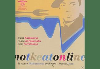Hannu/tampere Philharmonic Orchestra Lintu - Notkeatonline  - (SACD Hybrid)