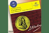 Eugen Jochum, Eugen/bp Jochum - Sämtliche Sinfonien 1-4 (Ga) [CD]
