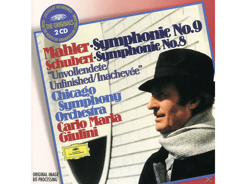 "Chicago Symphony Orchestra, Carlo Maria/cso Giulini - Sinfonie 9/Sinfonie 8 ""unvollendete"" [CD]"