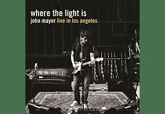 John Mayer - Where The Light Is  - (Vinyl)