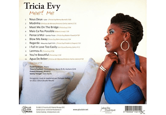Tricia Evy - Meet Me  - (CD)