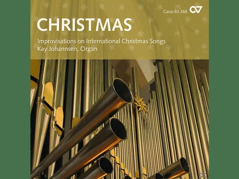 Johannsen Kay - Internationale Weihnachtslieder-Orgelimp [CD]