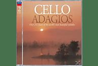 VARIOUS, Schiff,Heinrich/Webber,Julian Lloyd - Cello Adagios [CD]