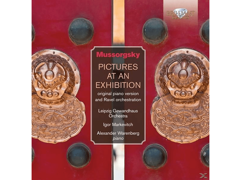 VARIOUS - Pictures At An Exhibition/+ [CD]