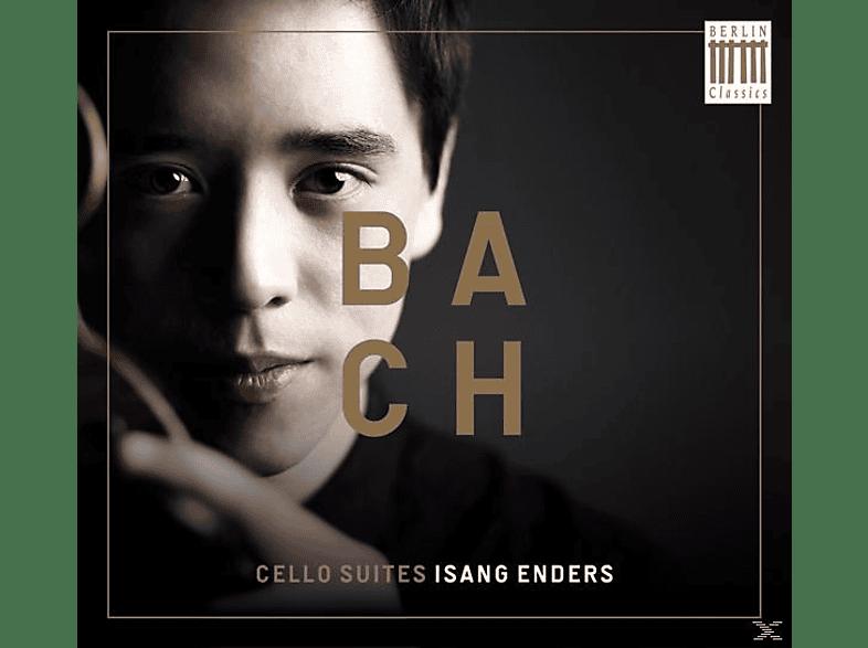 Isang Enders - Cellosuiten 1-6 [CD]