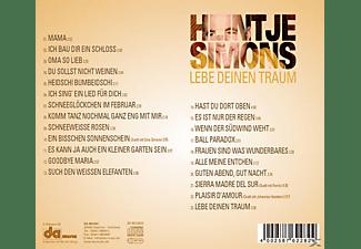 Heintje Simons - Lebe Deinen Traum-Die Schönsten Titel Aus Über 4  - (CD)