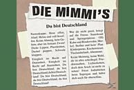 Mimmis - Du Bist Deutschland Ep [CD]
