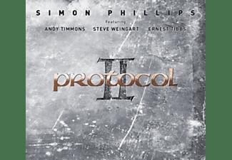 Simon Phillips - Protocol II  - (CD)