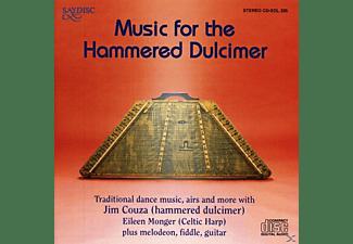 Monger Couza - Music for the Hammered Dulcimer  - (CD)