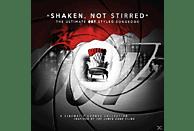 VARIOUS - Shaken, Not Stirred [CD]