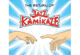 Jazzkamikaze: Neget/Helov Davidsen/Schantz/B - The Return Of Jazzkamikaze  - (CD)