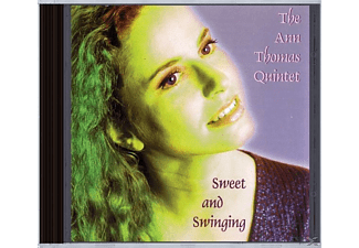 Ann Thomas Quintet - Sweet And Swinging  - (CD)
