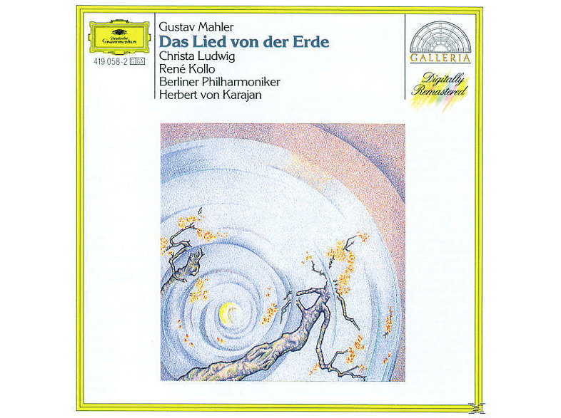 VARIOUS, Ludwig/Kollo/Karajan/BP - Das Lied Von Der Erde [CD]
