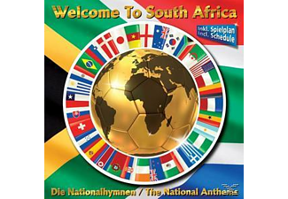 VARIOUS - Welcome To South Africa-Die Nationalhymnen  - (Vinyl)