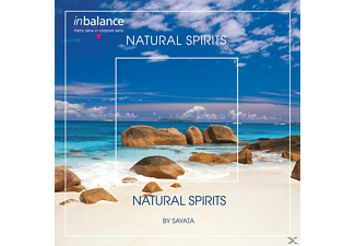 Sayata - Natural Spirits  - (CD)