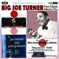 Big Joe Turner - 2 Classic Albums Plus [CD]