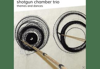 Shotgun Chamber Trio - Themes and dances  - (CD)