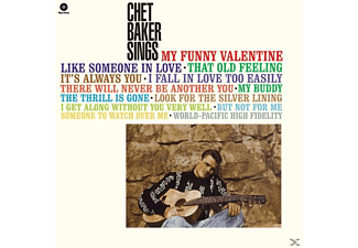 Chet Baker - Sings+2 Bonus Tracks (Ltd.E  - (Vinyl)