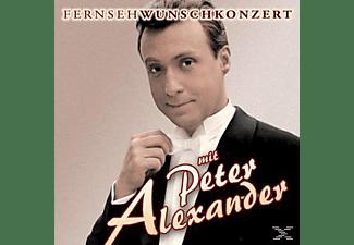 Peter Alexander - Fernsehwunschkonzert Mit  - (CD)