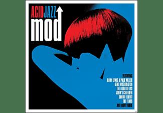 VARIOUS - Acid Jazz Mod  - (CD)