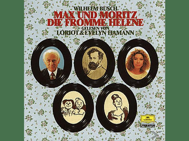 Max und Moritz - Die Fromme Helene - (CD)