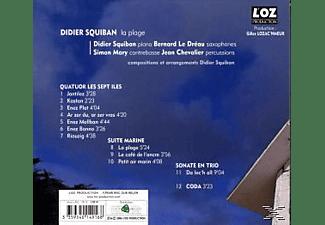 Didier Squiban - La Plage  - (CD)