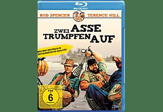 Zwei Asse trumpfen auf Blu-ray
