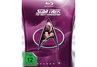 Star Trek - The Next Generation Staffel 7 - (Blu-ray)