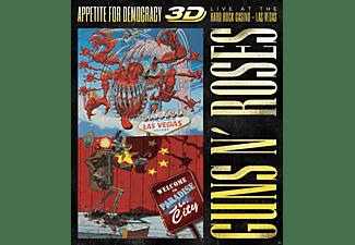 Guns N' Roses - Appetite For Democracy 3d: Live  - (Blu-ray)