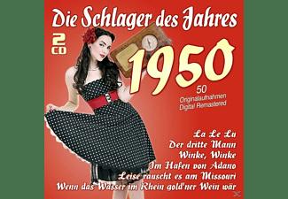 VARIOUS - Die Schlager Des Jahres 1950  - (CD)