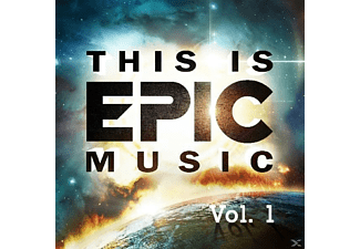 VARIOUS - This Is Epic Music  - (CD)