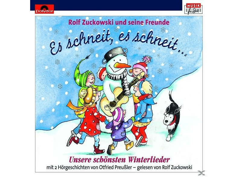 Rolf Und Seine Freunde Zuckowski - Es Schneit, Es Schneit-Schönste Winterlieder [CD]