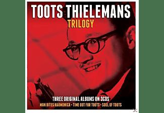 Toots Thielemans - Trilogy  - (CD)