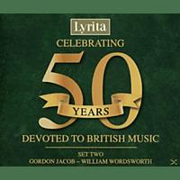VARIOUS - Lyrita 50th Anniversary Box Set 2 - [CD]